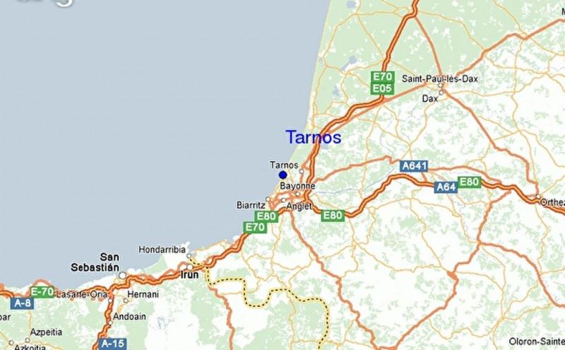 Location Local commercial Tarnos 0
