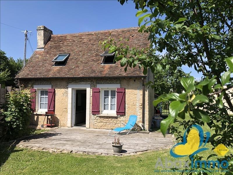 Vente maison / villa Falaise 119600€ - Photo 1