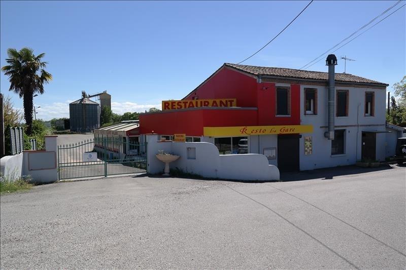 Vente fonds de commerce boutique Castelnau d estretefonds 470000€ - Photo 1