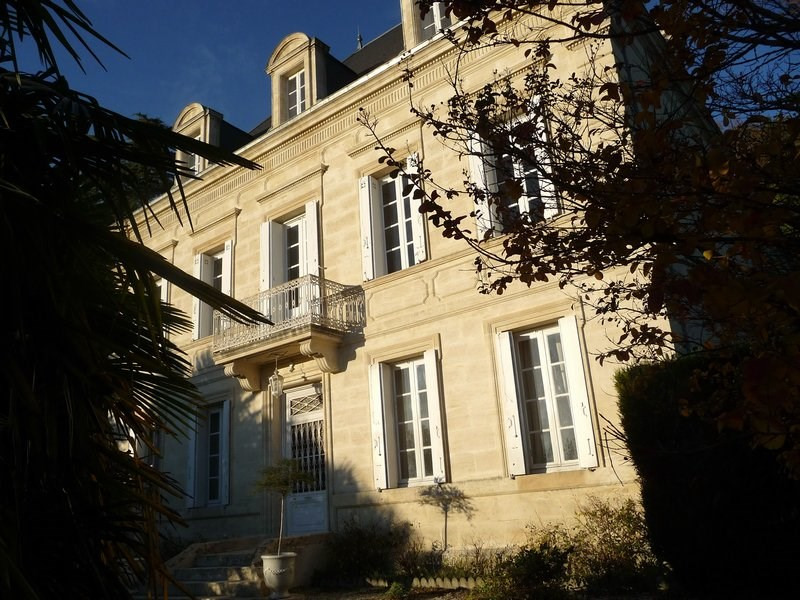 Deluxe sale house / villa Cambes 982 000€ - Picture 1