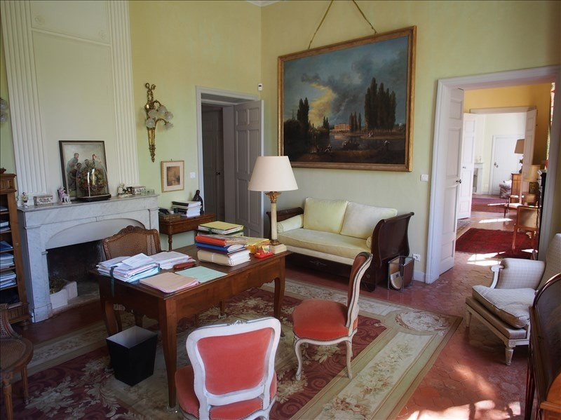 Verkoop van prestige  huis Villeneuve les avignon 2480000€ - Foto 8