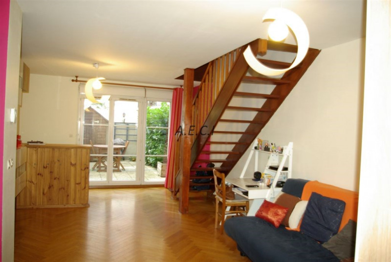 Sale apartment Villeneuve la garenne 322 000€ - Picture 2