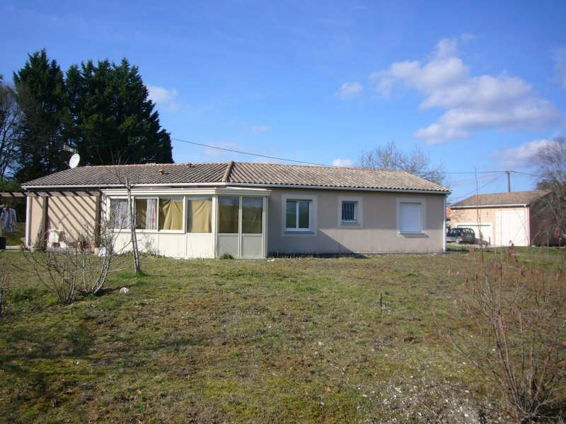 Vente maison / villa Bourdeilles 196 900€ - Photo 1