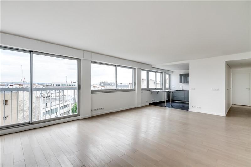 Deluxe sale apartment Paris 18ème 2450000€ - Picture 3