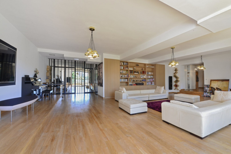 Deluxe sale apartment Neuilly-sur-seine 2350000€ - Picture 9