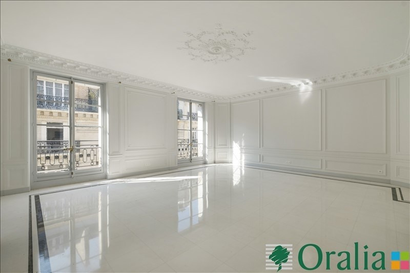 Vente de prestige appartement Paris 16ème 3 390 000€ - Photo 2