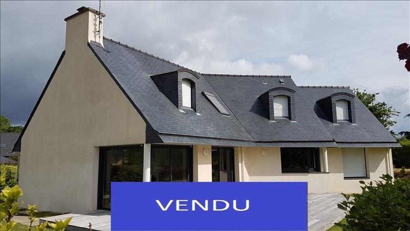 Verkauf von luxusobjekt haus Fouesnant 562000€ - Fotografie 1