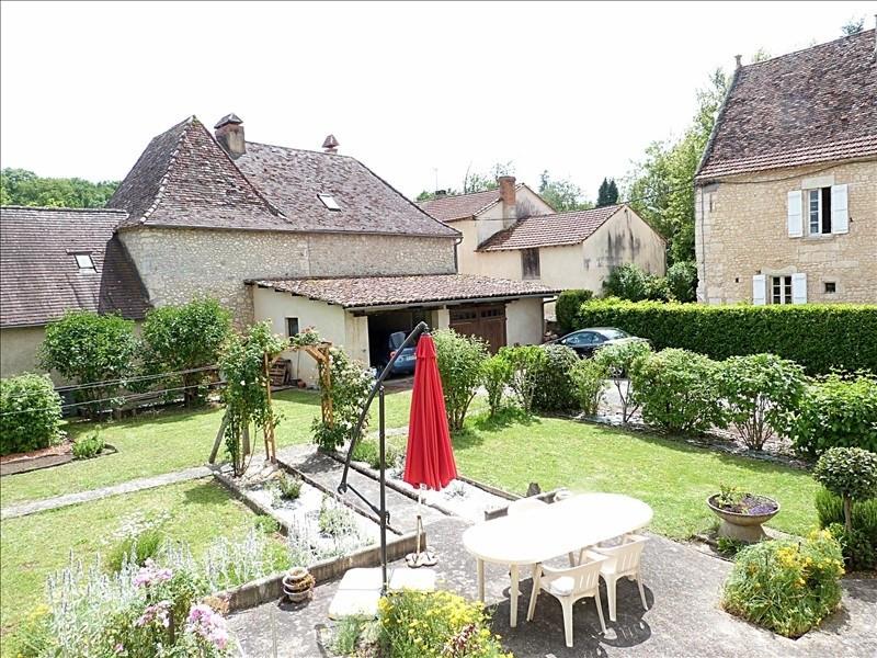 Sale house / villa Liorac sur louyre 177300€ - Picture 1