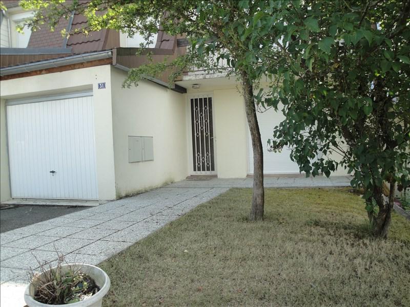 Venta  casa Montbeliard 159000€ - Fotografía 1