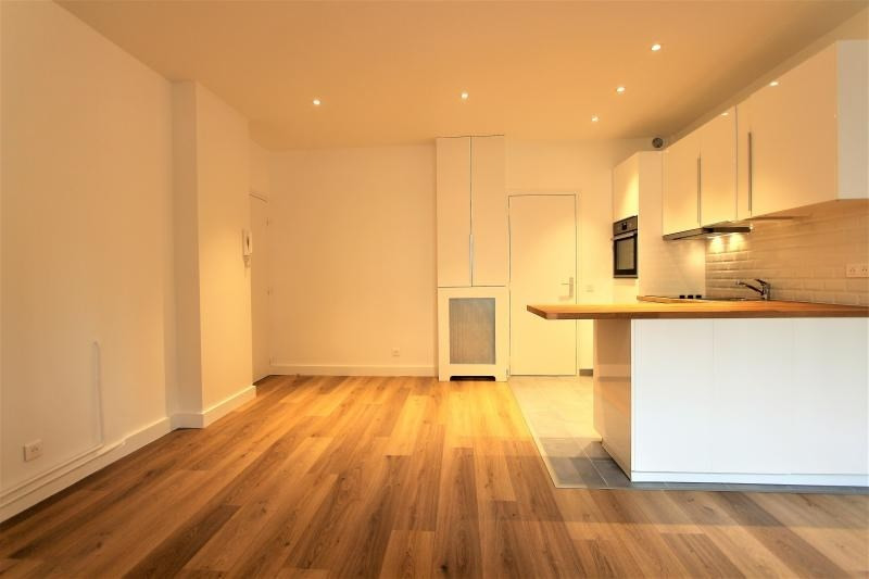 Vente appartement Paris 16ème 270000€ - Photo 1