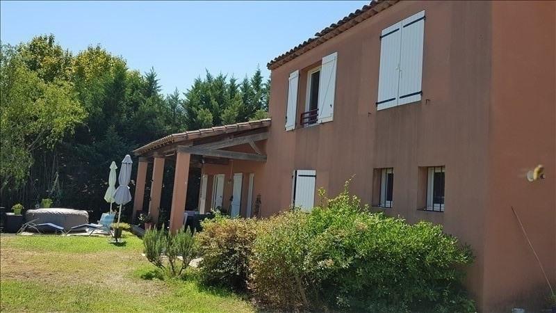 Deluxe sale house / villa Aix en provence 598000€ - Picture 1