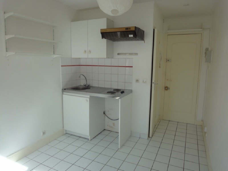 Sale apartment Paris 20ème 109 500€ - Picture 2