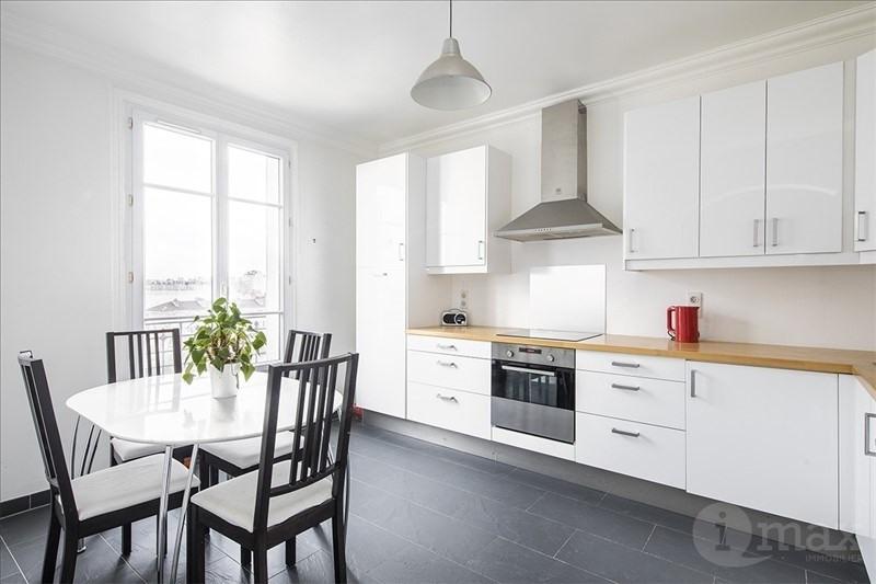 Sale apartment Courbevoie 395000€ - Picture 2