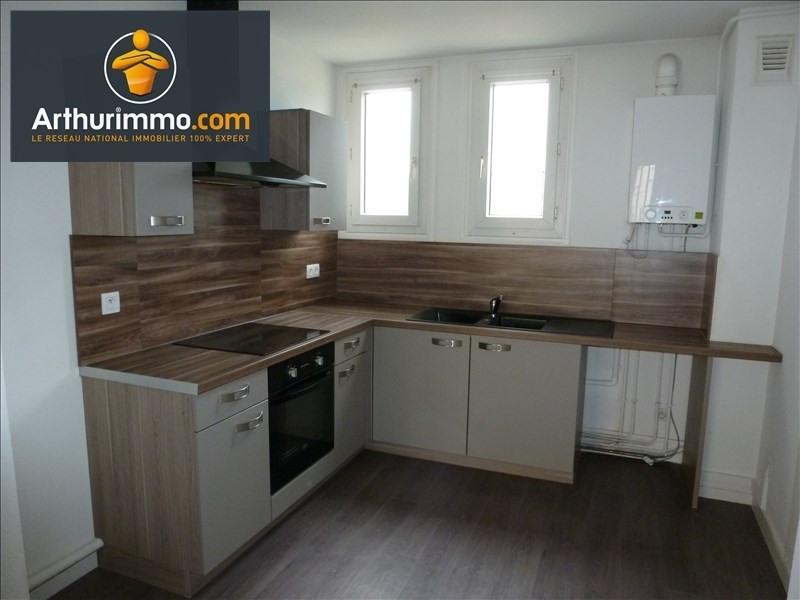 Viager appartement Roanne 65 000€ - Photo 1
