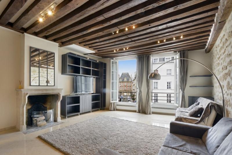 Престижная продажа квартирa Paris 4ème 1640000€ - Фото 1