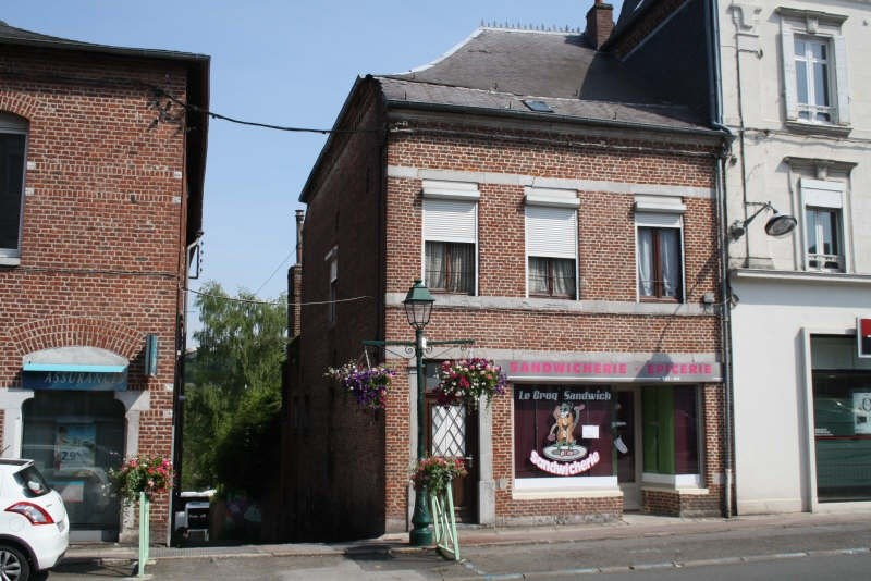 Vente immeuble Fourmies 137 900€ - Photo 1