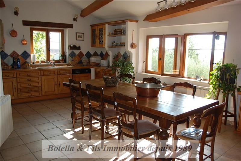 Venta  casa Goudargues 298000€ - Fotografía 6