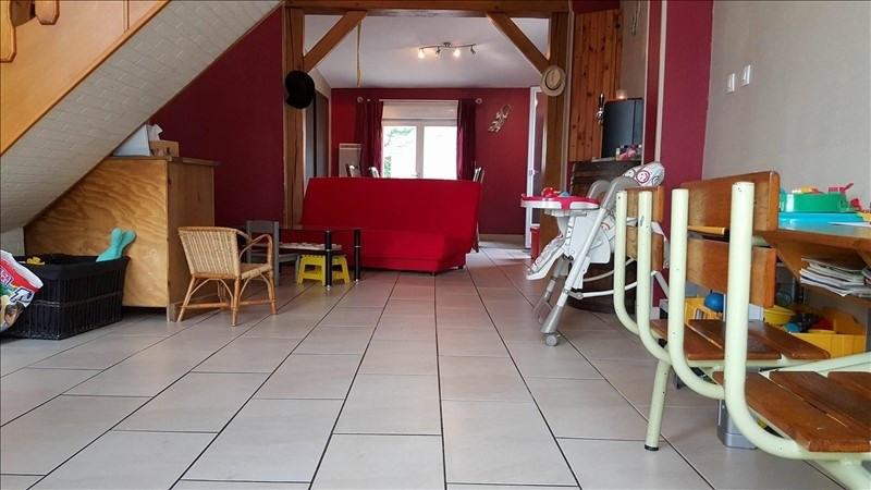 Sale house / villa Montescourt lizerolles 89900€ - Picture 3