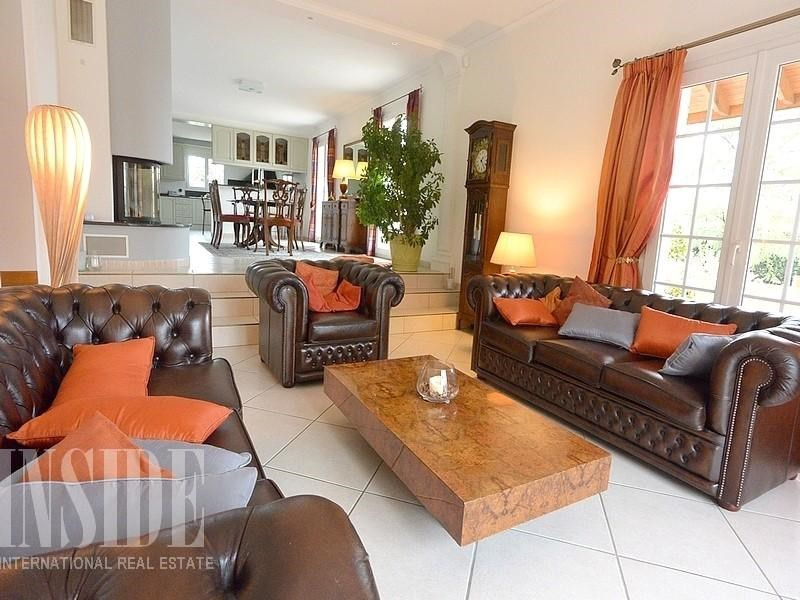 Deluxe sale house / villa Crozet 950000€ - Picture 2