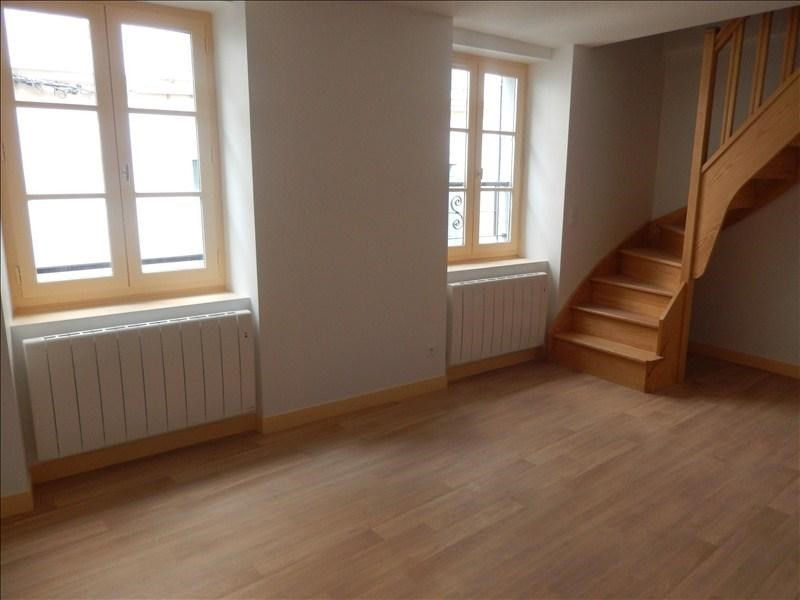 Rental apartment Le puy en velay 321,75€ CC - Picture 1