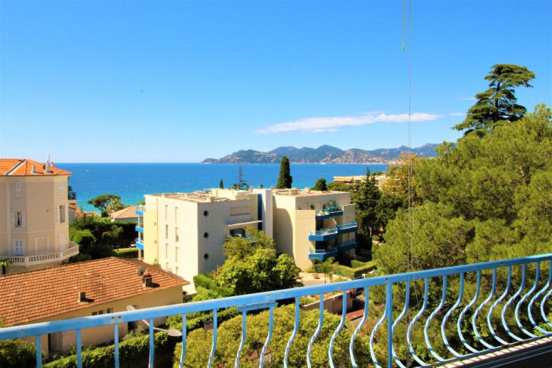Vente appartement Cannes 367 000€ - Photo 1