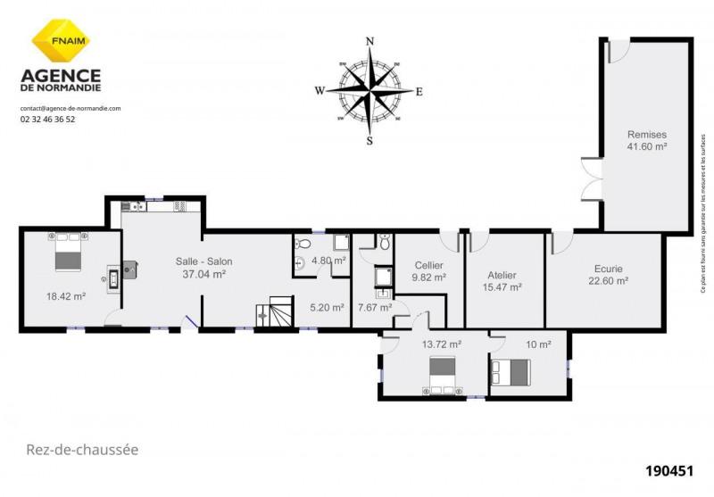 Sale house / villa Montreuil-l'argille 190000€ - Picture 8