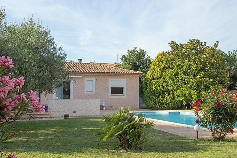 Vente maison / villa Marguerittes 393000€ - Photo 2