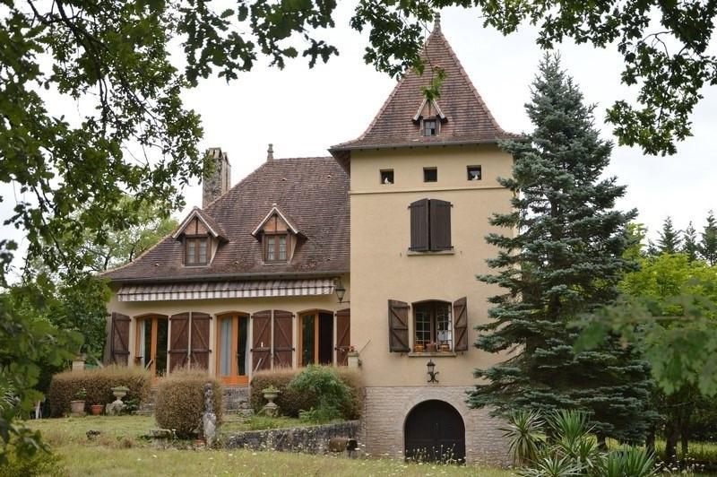 Vente maison / villa Figeac 392200€ - Photo 1