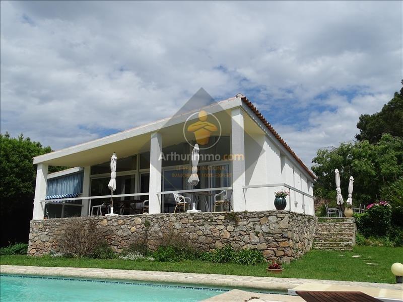 Deluxe sale house / villa Sete 1350000€ - Picture 2