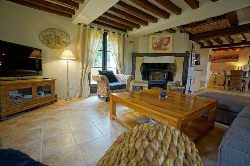 Sale house / villa Les thilliers en vexin 298000€ - Picture 2