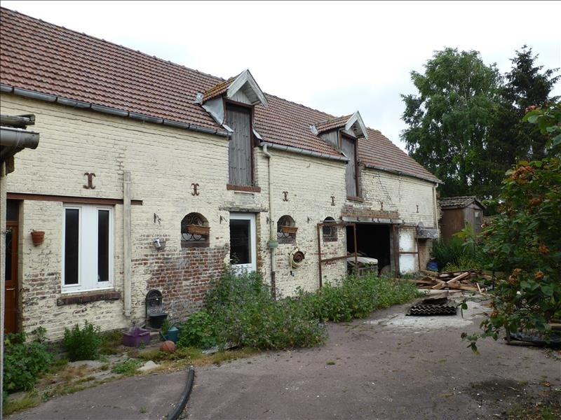Vente maison / villa Vermelles 172000€ - Photo 1