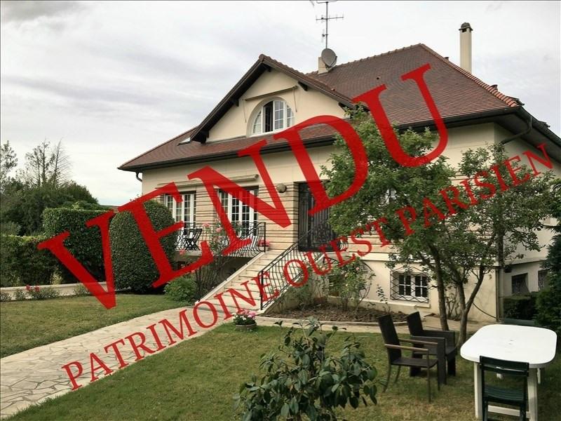 Deluxe sale house / villa Fourqueux 1080000€ - Picture 1