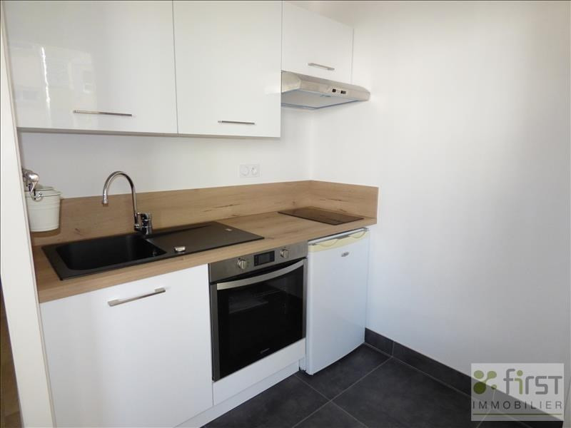 Vente appartement Aix les bains 117000€ - Photo 2