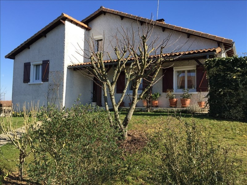 Vente maison / villa Liguge 249 000€ - Photo 1