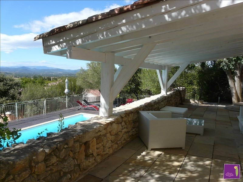 Deluxe sale house / villa Lussan 703 000€ - Picture 8