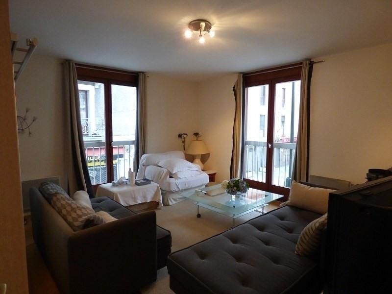 Rental apartment Aix les bains 745€ CC - Picture 1