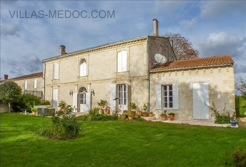 Vente de prestige maison / villa Jau dignac et loirac 890000€ - Photo 3