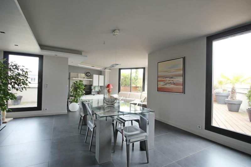 Vente de prestige appartement Caluire et cuire 680 000€ - Photo 2