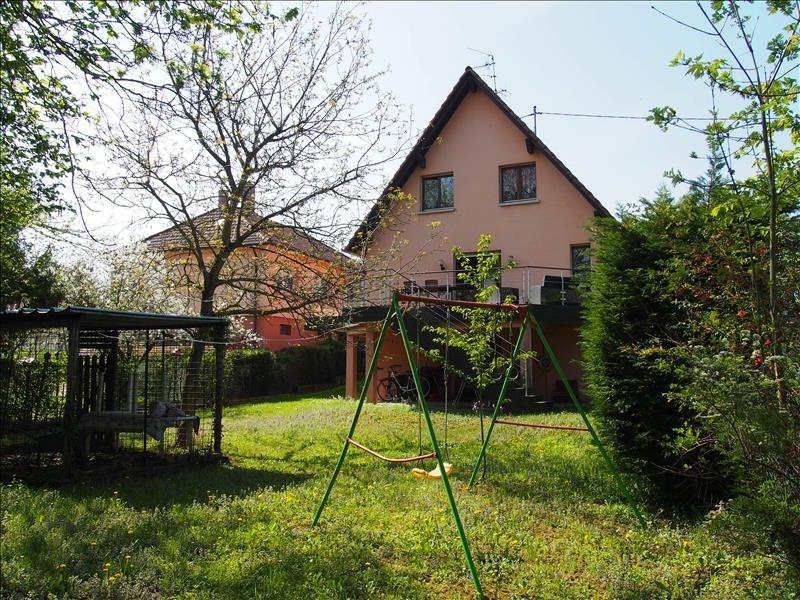 Vendita casa Eckwersheim 340000€ - Fotografia 4