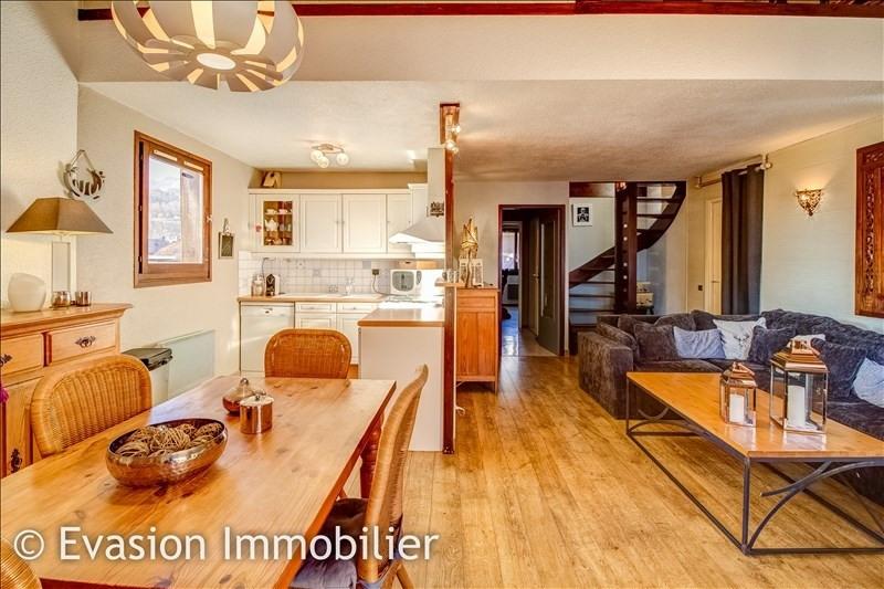 Vente appartement Sallanches 260000€ - Photo 1