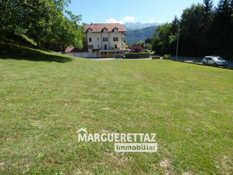 Vente terrain Saint-jeoire 128000€ - Photo 1