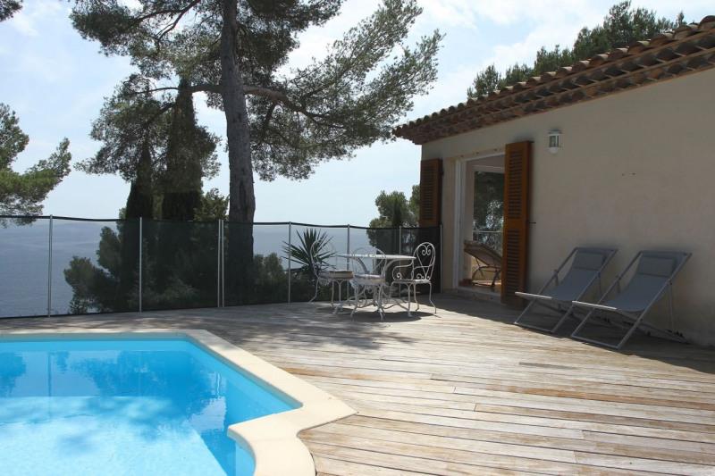 Location vacances maison / villa Cavalaire sur mer 1500€ - Photo 8