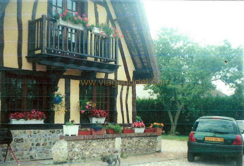 Viager maison / villa Blacqueville 105 000€ - Photo 5