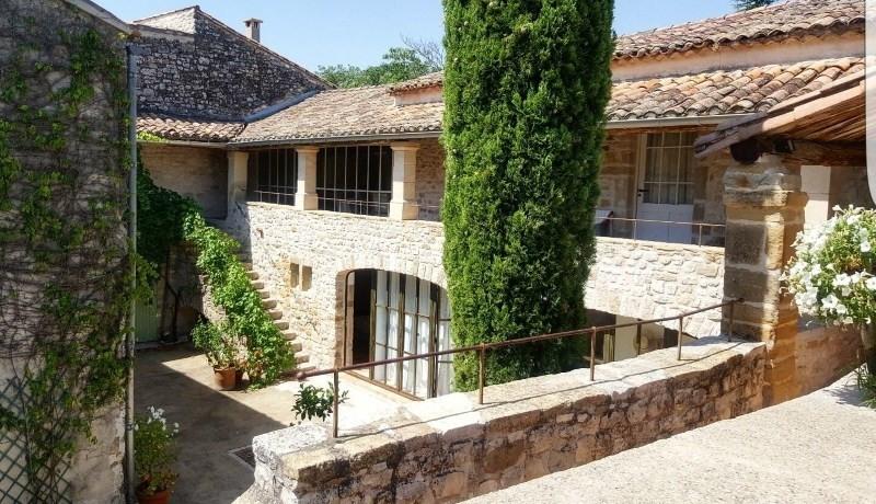Verkoop van prestige  huis Uzes 892500€ - Foto 10
