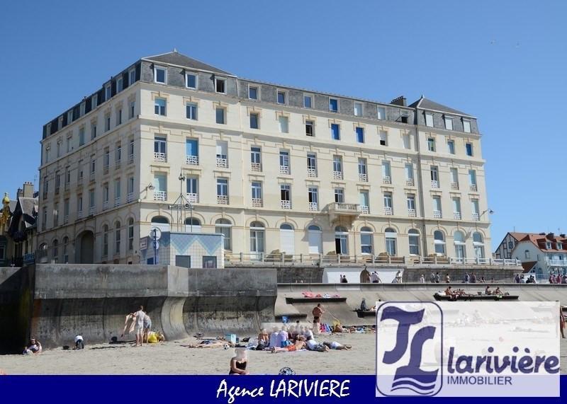 Vente appartement Wimereux 265000€ - Photo 1