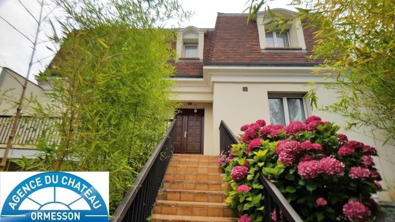 Vente maison / villa Noiseau 595000€ - Photo 2