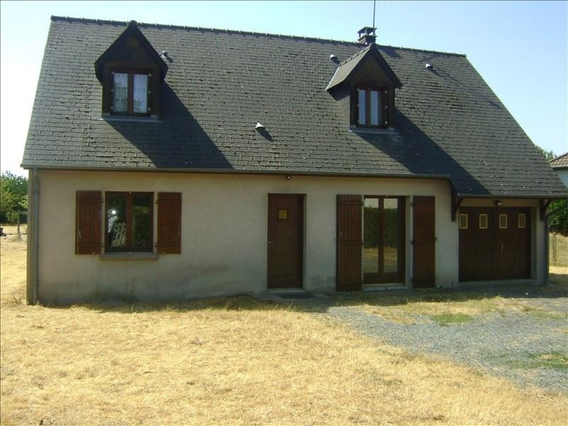 Vente maison / villa St nicolas des motets 120200€ - Photo 4