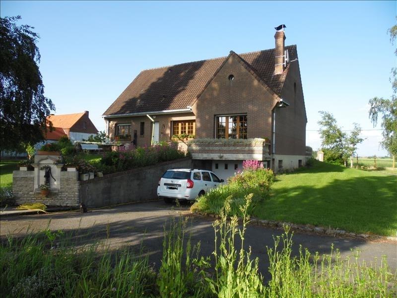 Vente maison / villa Mont bernanchon 260000€ - Photo 4