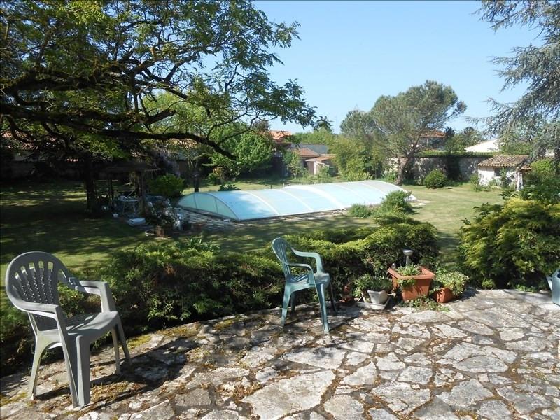 Vente maison / villa Magne 364000€ - Photo 1