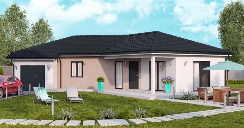 Maison  5 pièces + Terrain 784 m² Anthon par DEMEURES CALADOISES